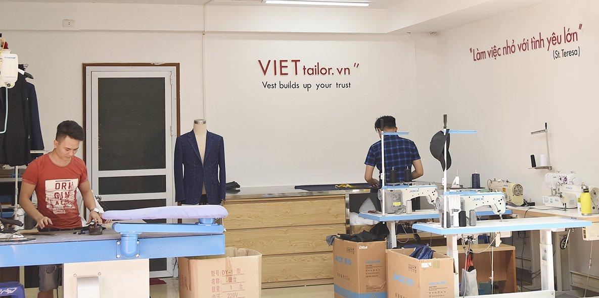 Cách chọn vải may vest nam giúp bạn thành quý ông lịch lãm